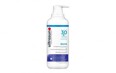 ultrasun sports gel spf 30, sun cream, body, summer, skin, beauty, midult beauty, beauty school dropout