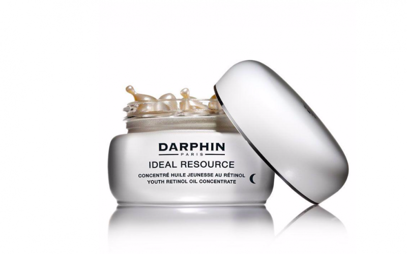 darphin, skincare, face, retinol oil, oil, anti-ageing, beauty, midult beauty, beauty school dropout