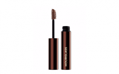 hourglass arch brow volumizing fiber gel, eyebrows, make up, face, beauty, midult beauty, beauty school dropout