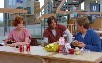 the breakfast club, cafeteria, lunch, desk lunch, eating habits, diet