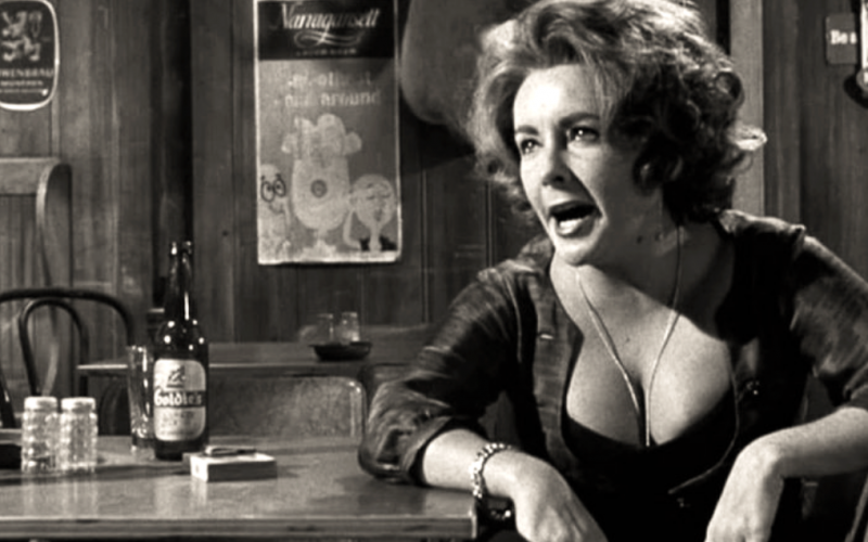 who's afraid of virginia woolf, elizabeth taylor, alkohole, drunk arsehole, mean, nasty, drunk behaviour, alcoholic