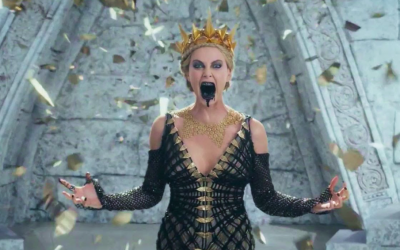 huntsman, charlize theron, mental instability, things that undermine mental stability, wtf, annoying, stressful, frustrating