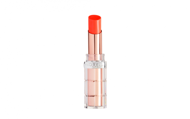 l'oreal paris, color riche plump and shine, lipstick, lips, make up, face, beauty, midult beauty, beauty school dropout