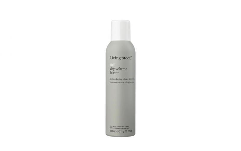living proof, hair, volume, texture, spray, fine hair, styling, beauty, midult beauty, beauty school dropout, body