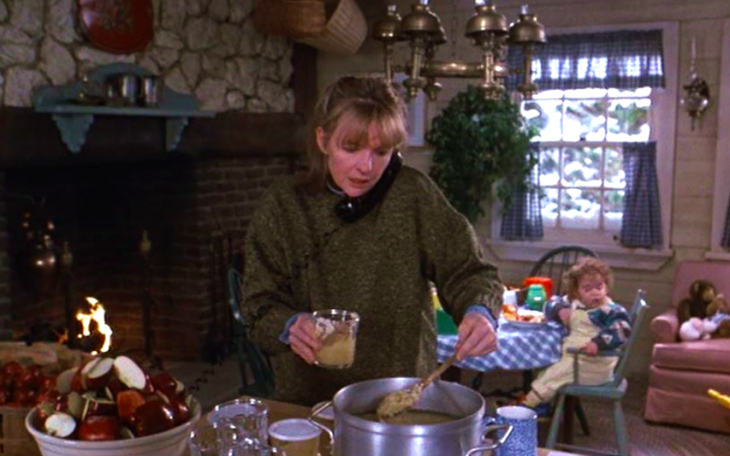 diane keaton, baby boom, apple sauce, jam making, phase, phases of life