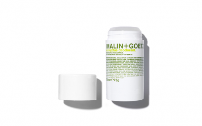 malin and goetz, deodorant, natural, sweat, body, dry, fresh, eucalyptus, beauty, midult beauty, beauty school dropout