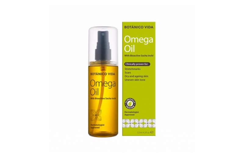 botanico vida omega oil, body, oil, skin, moisturising, beauty, midult beauty, beauty school dropout