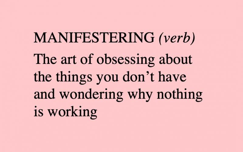 manifestering, meme