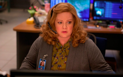 spy, melissa mccarthy, paranoid, worried, found out, hidden, secret
