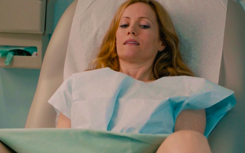 leslie mann, this is 40, smear test, like less than parties, dread
