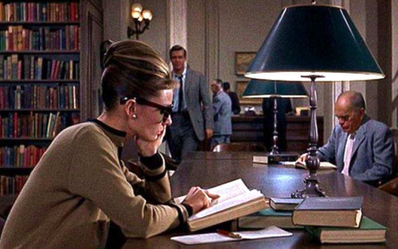 audrey hepburn, reading book, reading list, recommended books