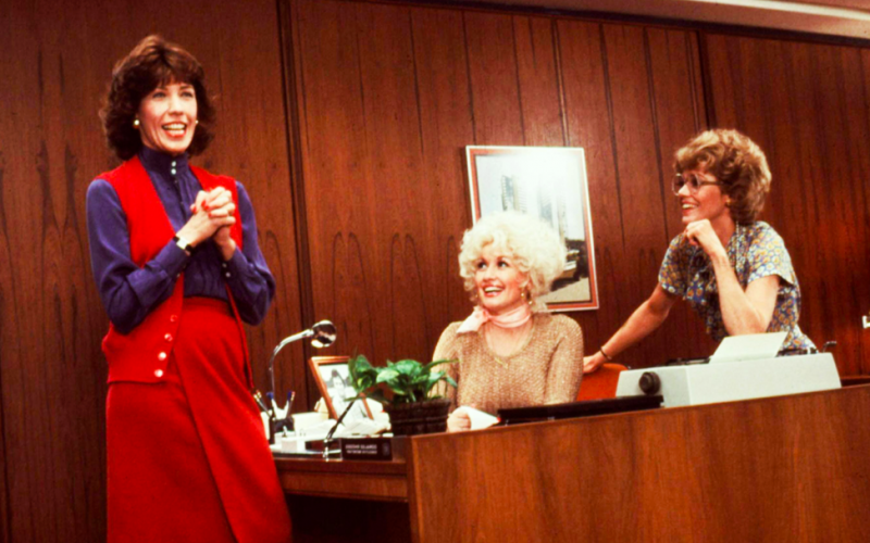 9 to 5, work friends, working life, office friends, office life, dolly parton, lily tomlin, jane fonda