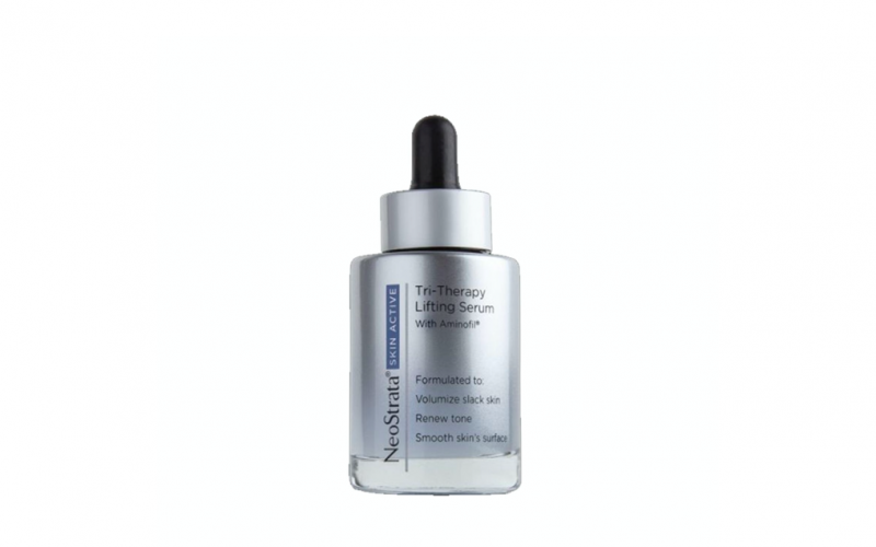 neostrata lifting serum, face, skincare, beauty, anti-ageing, midult beauty, beauty school dropout