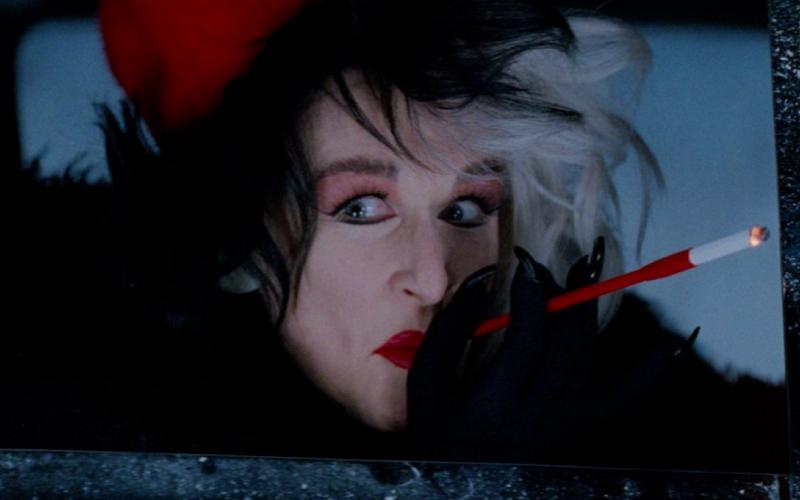 cruella devil, 101 dalmatians, illusion, nice person, pretend, fake