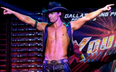 matthew mcconaughey, magic mike, midlife crisis
