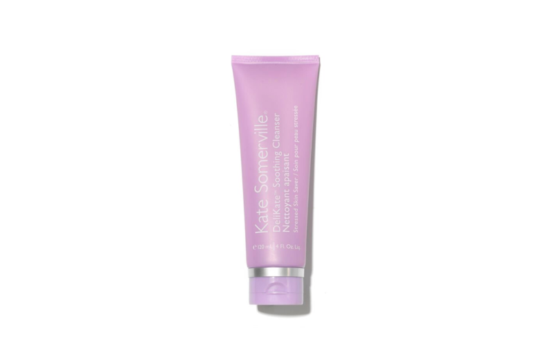kate somerville delikate soothing cleanser, cleanser, face, skincare, beauty, midult beauty, beauty school dropout