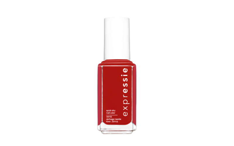 essie expressie, nail polish, manicure, beauty, midult beauty, beauty school dropout