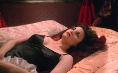sherilyn fee, twin peaks, lying down, bed, exhausted, lethargic